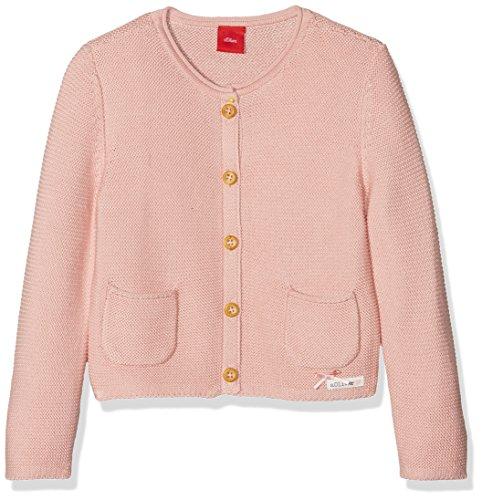 s.Oliver Baby-Mädchen Strickjacke 65.807.64.8702, (Dusty Pink 4257), 68