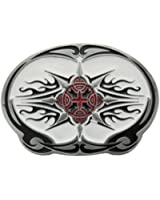 Tribal Design Belt Buckle Comes in one of my Presentation Boxes.