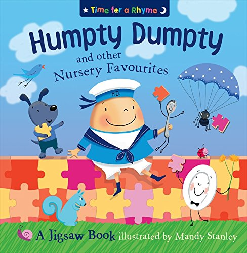 Humpty Dumpty and Other Nursery Rhymes: Jigsaw Book (Time for a Rhyme)