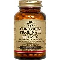Solgar - 120 Comprimés de Chromium Picolinate - 500 mcg