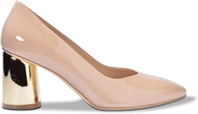 Melluso Scarpe Sandali da Donna Vernice Rosa D128-NUDE