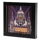 Kenro Senator Box Rahmen–Memory Box Foto/Bilderrahmen–schwarz Holz-Finish–geeignet für 15,2x 15,2cm Foto/Bild