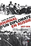 Journal d'un diplomate en Russie - 1917-1918