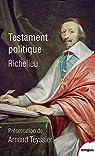 Testament politique par Richelieu