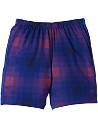 Wilson Jungen Shorts Summer Blur Plaid Stretch 8