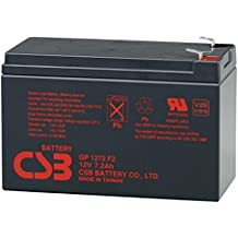 BATERIA PARA SAI RIELLO CSB GP1272F2 12V 7.2AH 6 CELDAS PARA IDIALOG 400/600/800/1200/1600 IPLUG 600/800 NPW 600/800/1000