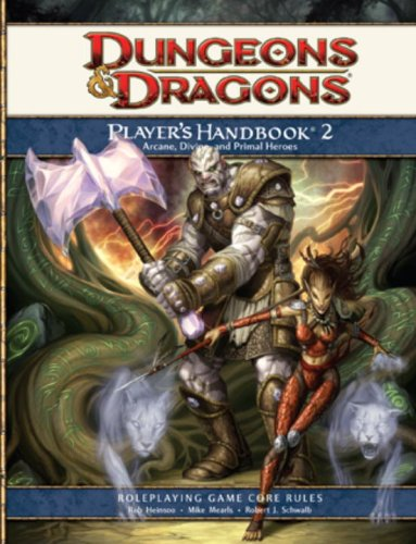 Player's Handbook 2: A 4th Edition D&d Supplement (D&d for sale  Delivered anywhere in UK