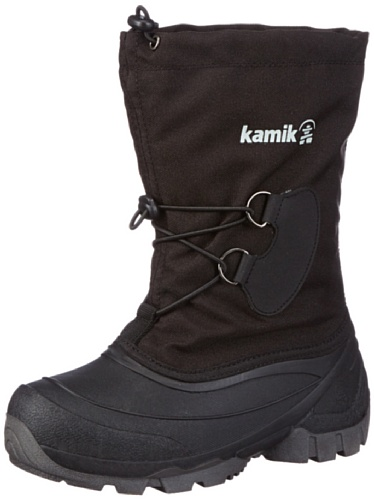 Kamik Southpole2 - Stivali Uomo, , taglia Nero (Schwarz (black BLK))