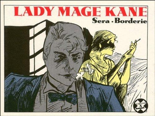 Lady Mage Kane, numéro 24 par Sera