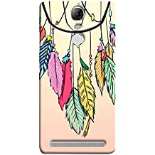 Printfidaa Lenovo K5 Note, Lenovo Vibe K5 Note Pro Back Cover Dream Catcher Stylish Printed Designer Back Case