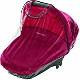Bébé Confort 1405 9401 - Burbuja de lluvia Windoo+ y Cuco Compact, color transparente