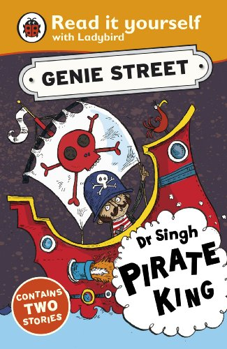 Dr Singh, pirate king