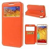 Flip Case Handy-Hülle zu Samsung Galaxy Note 3 Neo 3G /