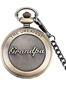 The Greatest Grandpa Bronze Effe