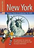 Globetrotter Kids New York: Reisen, Raten und Entdecken für Kids (Globetrotter Kids / Reisen, Raten und Entdecken für Kids) - Caroline Salzer, Nicole Ehrlich-Adam