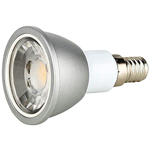 6 Watt LED Strahler Spot 600 Lumen E14 warmweiß Schraubsockel 251 6 Led-strahler