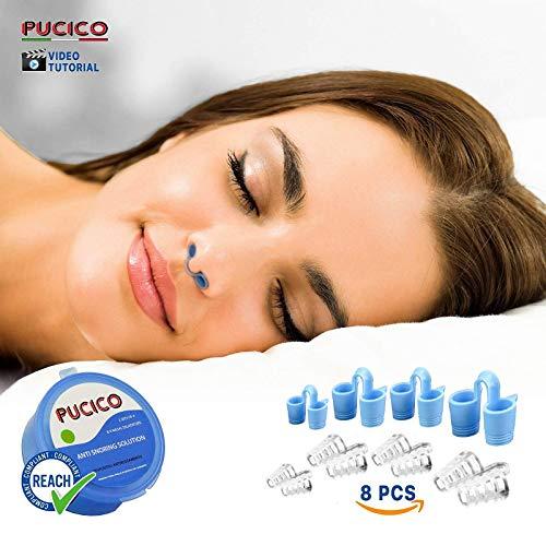 Dilatador Nasal Antironquidos Dormir sin Roncar-Buscas