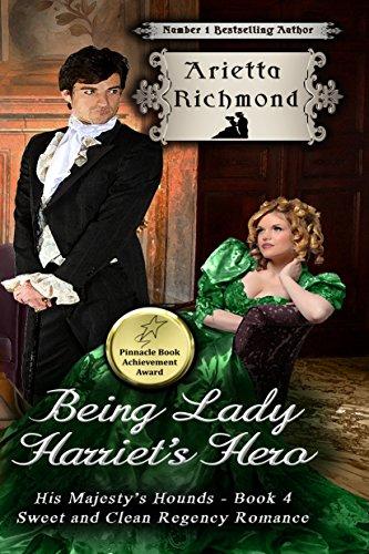 Being Lady Harriet's Hero: