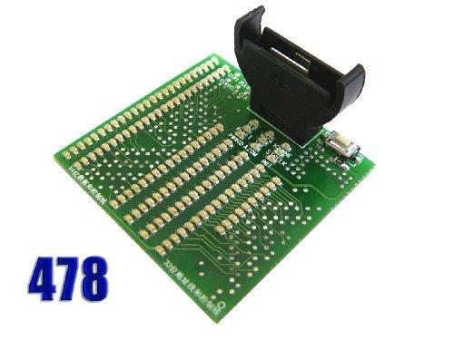 Kalea Informatique Tester zu Dioden LED für Socket Typ 478
