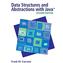 Data Structures and Abstractions with Java: United States Edition (Goal)
