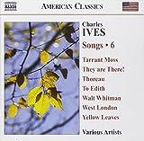 Charles Ives: Mélodies / Vol.6