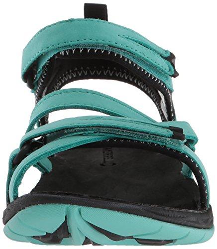 Merrell Damen Siren Strap Q2 Sandalen Türkis (Turquoise)