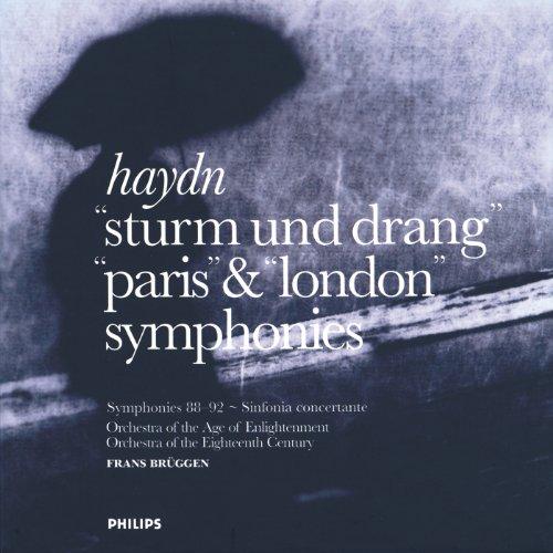 Haydn: Symphony in A, H.I No.6...