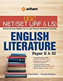 UGC NET/SET (JRF & LS) English Literature Paper II & III