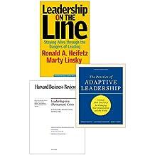 Adaptive Leadership: The Heifetz Collection (3 Items) (English Edition)