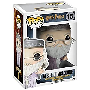 Funko Pop Albus Dumbledore con varita (Harry Potter 15) Funko Pop Harry Potter