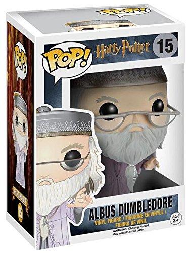 Funko Pop Albus Dumbledore con varita (Harry Potter 15) Funko Pop Harry Potter