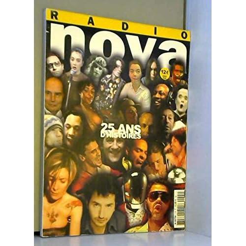 Radio Nova, 25 ans d'histoires