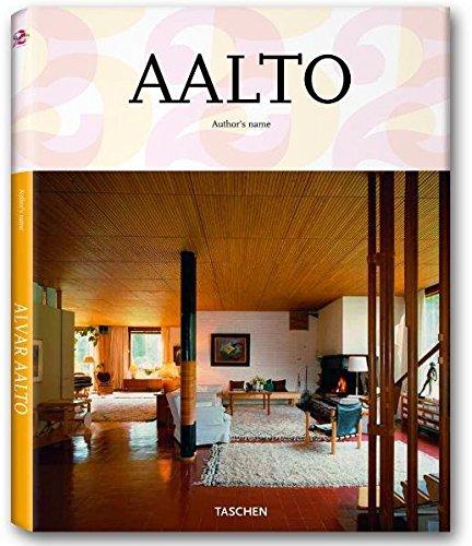 Aalto: 25 Jahre TASCHEN Buch-Cover