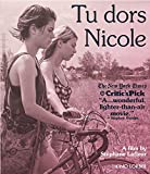 Tu Dors Nicole [Blu-ray] [Import anglais]