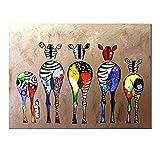 Beito Diseño de la Pared Decorativos Decoración Pintura al óleo...
