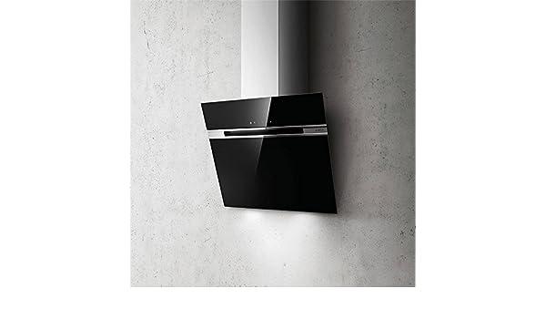 Dunstabzugshaube küche elica wand stripe lux schwarz cm amazon