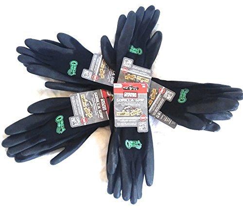 Grease Monkey Gorilla Grip 5 Pack Gorilla Grip Handschuhe (klein)