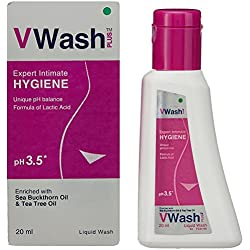 VWash Expert Intimate Hygiene - 20 ml
