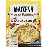 Maïzena Levure de Boulangerie 6 Sachets 33 g