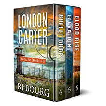 London Carter Boxed Set: Books 4 - 6 (English Edition)