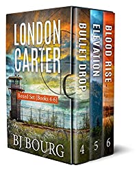 London Carter Boxed Set: Books 4 - 6