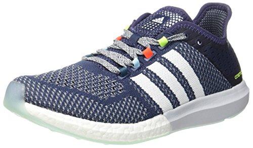 adidas CC Cosmic Boost M - Zapatillas para hombre, color gris / blanco / azul, talla 39 1/3