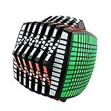 Qiulv 13x13 mágico Cubo 13 Capa Velocidad Rubik Cubo Creativo Personalizado Giro Rompecabezas...