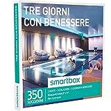 SMARTBOX - Cofanetto Regalo - TRE GIORNI CON BENESSERE - Rilassanti Hotel 3* e 4*