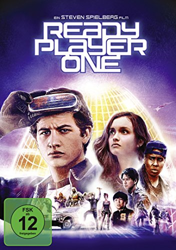 Ready Player One (Englische Dvd-player)