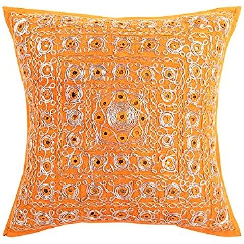 Orange soft Casa Decor rivestimenti 16x16 cerchi