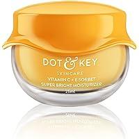Vitamin C + E Super Bright Moisturizer with Kakadu Plum, Ethyl Ascorbic Acid, Sodium Ascorbyl Phosphate | for all skin…