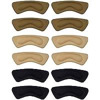 KAIMENG Fersenpolster Schuhe Fersenpolster Schuhe Liner Selbstklebende Schuh 6 Paar (Multicolor) preisvergleich bei billige-tabletten.eu