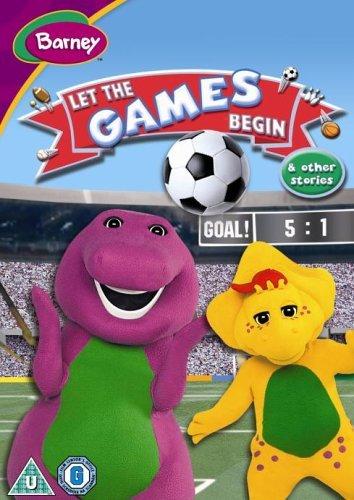 Barney - Let The Games Begin [UK Import]