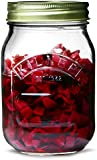 Kilner 0.5 Litre Genuine Screw Top Jar (Pack of 12)